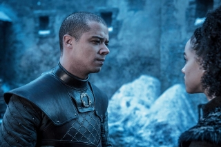 Missandei, Grey Worm, and GOT's Racial Blind Spot