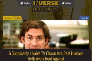 6 Supposedly Likable TV Characters Real Humans Reflexively Root Against